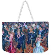 Having A Ball - Dancers Weekender Tote Bag