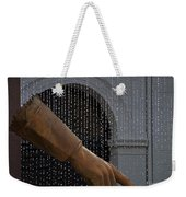 Having A Hand In It.. Weekender Tote Bag