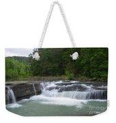 Haw Creek Falls Weekender Tote Bag