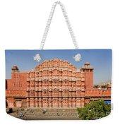 Hawa Mahal Palace Of Winds Weekender Tote Bag