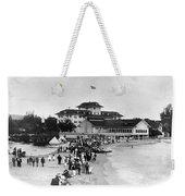 Hawaii Beach, 1914 Weekender Tote Bag