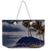 Hawaii Big Island Coastline V3 Weekender Tote Bag