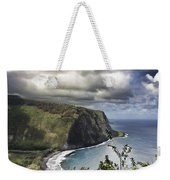 Hawaii Coastline Kauai  Weekender Tote Bag