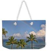 Hawaii Rainbow Weekender Tote Bag