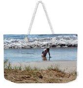 Beach Boy Weekender Tote Bag
