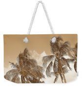 Hawaiian Breeze Weekender Tote Bag