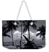 Hawaiian Sailing Canoe Maui Hawaii Weekender Tote Bag