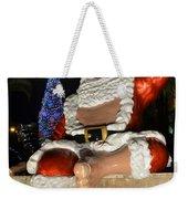 Hawaiian Santa Weekender Tote Bag