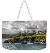 Hawaiian Shores Weekender Tote Bag