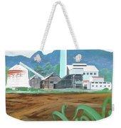 Hawaiian Sugar Mill Weekender Tote Bag