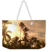 Hawaiian Landscape 7 Weekender Tote Bag