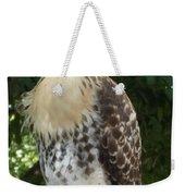 Hawk 2 Weekender Tote Bag