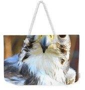Hawk Eyes Weekender Tote Bag