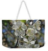 Hawthorn Flowers Weekender Tote Bag