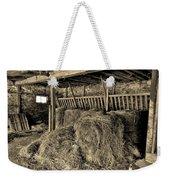 Hay Barn Weekender Tote Bag
