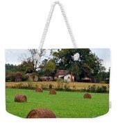 Hay From North Carolina Weekender Tote Bag