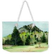 Haystack Mountain Castle Hill Me Weekender Tote Bag