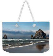 Haystack Weekender Tote Bag by Robert Bales