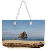 Haystack Rock 2 - Pacific City Oregon Coast Weekender Tote Bag