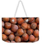 Hazelnuts Weekender Tote Bag