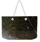 Hazy Web Weekender Tote Bag