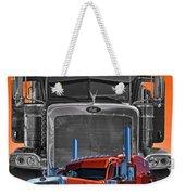 Hdrcatr3079a-13 Weekender Tote Bag