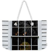 He Hears Our Prayers On Both Sides Of The Window Weekender Tote Bag