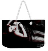 He Left Me Weekender Tote Bag