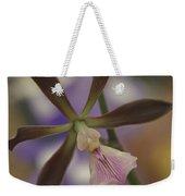 He Pua Ke Aloha - The Flower Of Love - Orchidea Tropicale Weekender Tote Bag