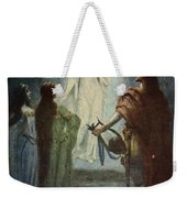 He Saw A Beautiful Woman, From The Weekender Tote Bag