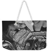 He Sold Coins And This Ring Weekender Tote Bag