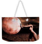 Head Weekender Tote Bag