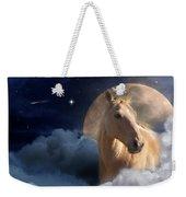 Head In The Clouds Weekender Tote Bag