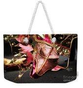 Head Of A Dragon At Leeds Carnival Weekender Tote Bag