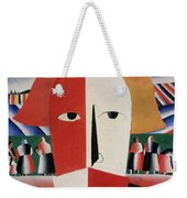 Head Of A Peasant Weekender Tote Bag