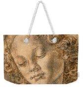 Head Of An Angel Weekender Tote Bag