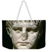 Head Of Nero Weekender Tote Bag