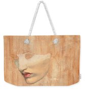 Head Of Proserpine Weekender Tote Bag