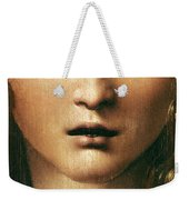 Head Of The Savior Weekender Tote Bag