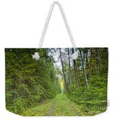 Heading Back Weekender Tote Bag