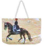 Heading Into The Ring Weekender Tote Bag