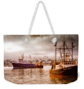 Heading Out Weekender Tote Bag
