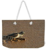 Heading Out To Sea Weekender Tote Bag