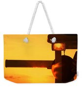 Heading Towards The Sun By Diana Sainz Weekender Tote Bag