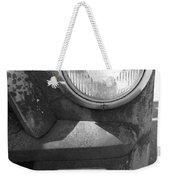 Headlight Of The Past Weekender Tote Bag