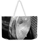 headlight205 BW Weekender Tote Bag