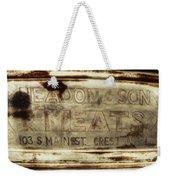 Headon And Son Weekender Tote Bag