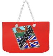 Healey Silverstone D Type Weekender Tote Bag