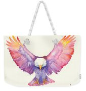 Healing Wings Weekender Tote Bag