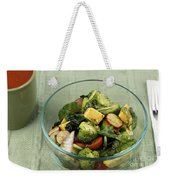 Healthy Mixed Salad Weekender Tote Bag